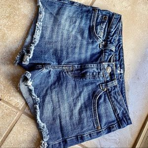 Seven For All Mankind 7FAM Girl's shorts size 12